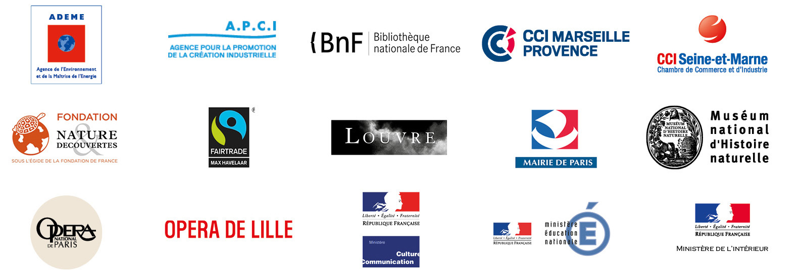 Clients bilum institutions & fondations